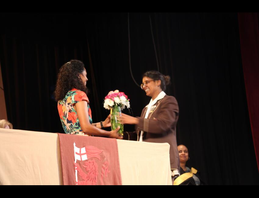 2018 Grade 8 And 9 Prize Giving