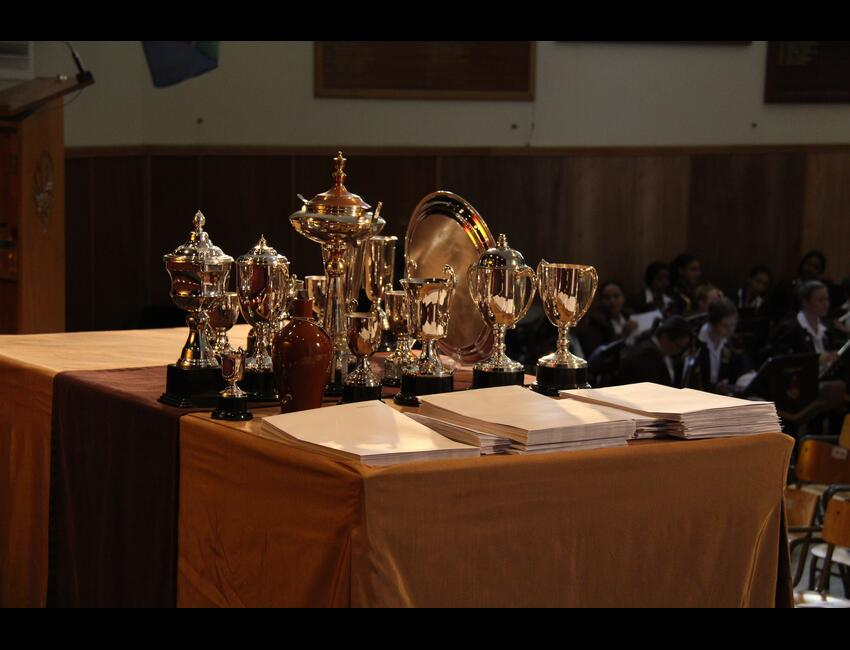 2018 Grade 10 And 11 Prize Giving