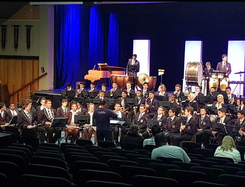 2019 Combined Concert Band CTE