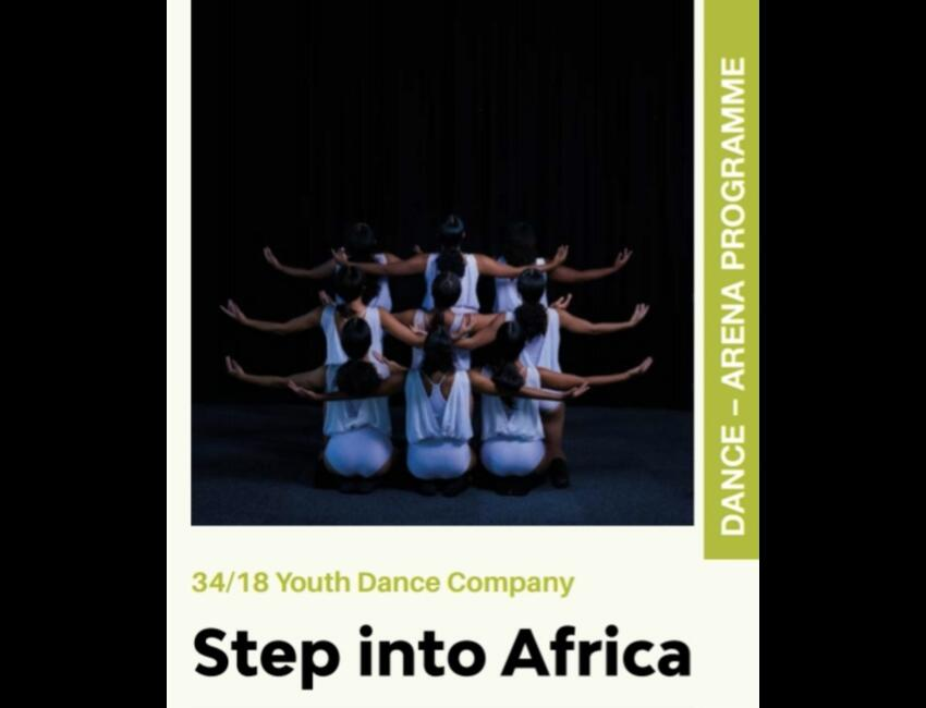 Programme - Step into Africa