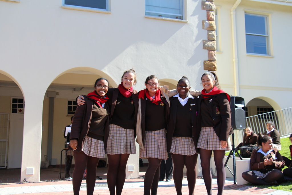 Constantian House and Matric Leaders