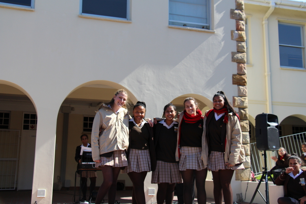 Wellesley House and Matric Leaders