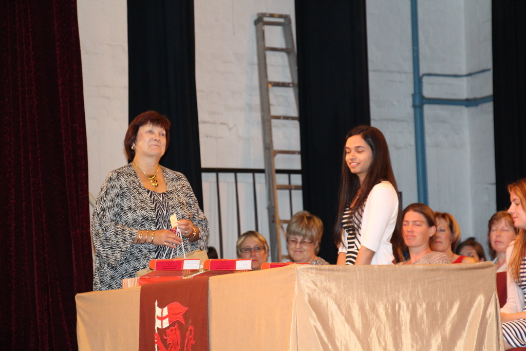 Academic Assembly - Achievements in 2014