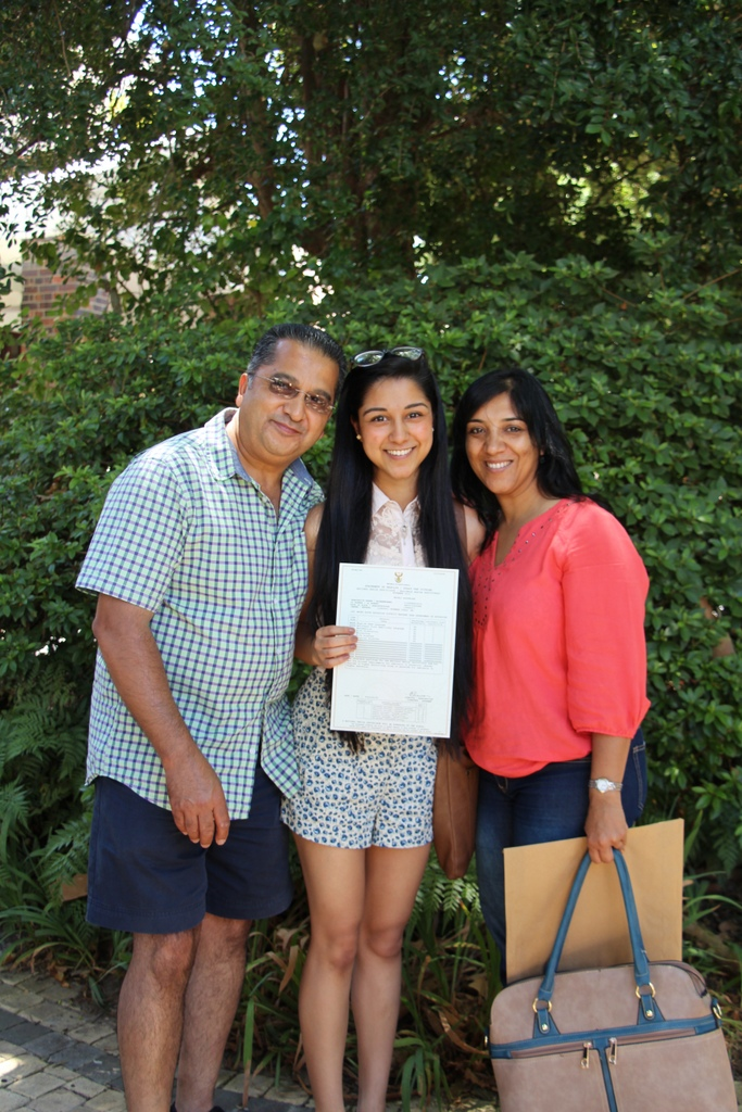 2014 Matric Results