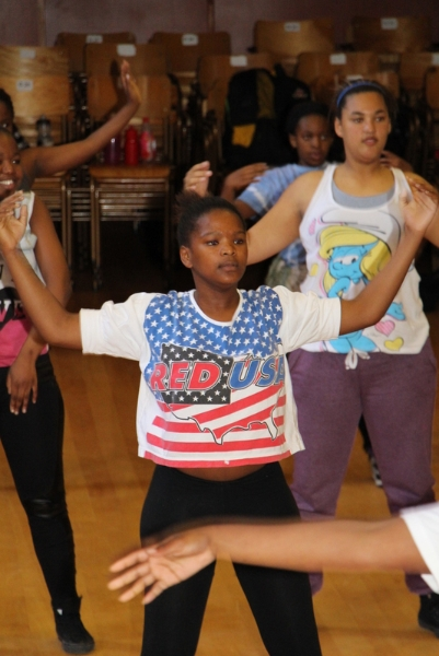 The Young Americans Workshop with Wynberg