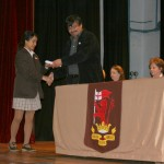 Induction of Leaders 2010 - Head of Cavanagh