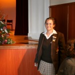 Induction of Leaders 2010 - Head of Cavanagh1