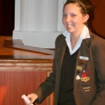 Induction of Leaders 2010 - Head of Culture1