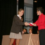 Induction of Leaders 2010 - Head of Sport