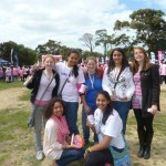 Wynberg Interactors at the Pink Drive