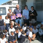 Groceries for Capricorn Primary School students