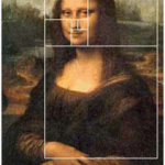 Here it can be seen that the Golden Ratio can be applied to famous, beautiful paintings such as the Mona Lisa.