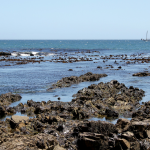 rocks at Mouille Point