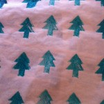 Interact - Making wrapping paper