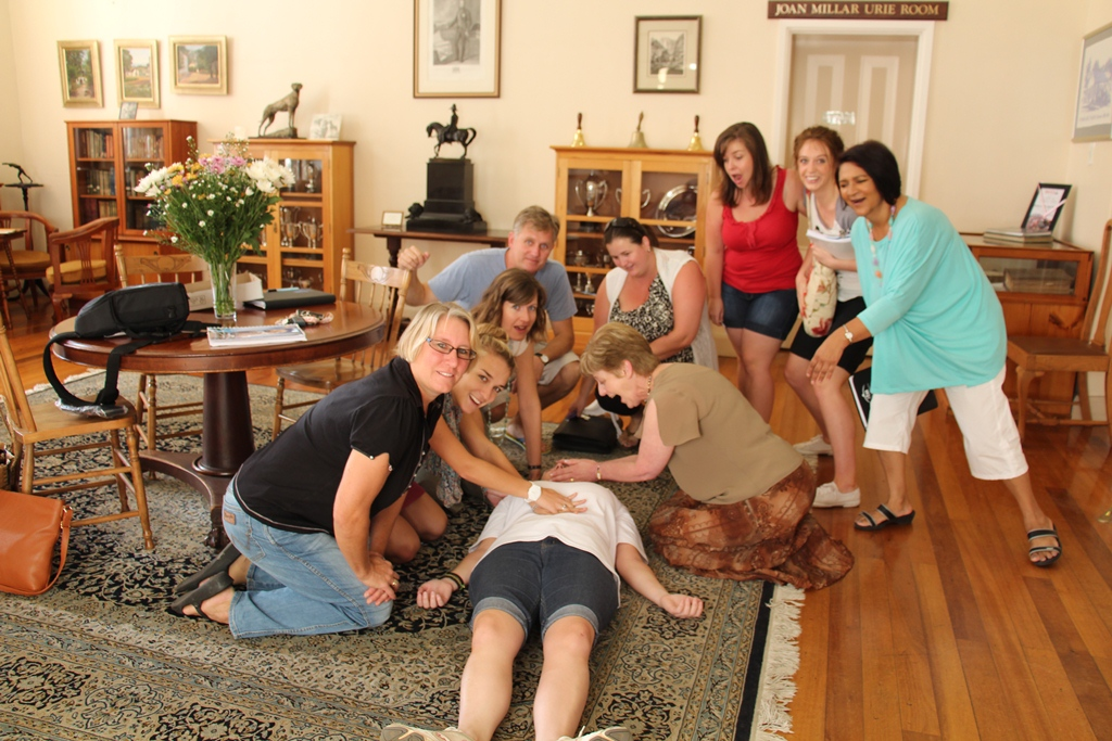 CPR for Wynberg Staff