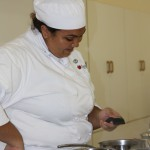 Guest Chef, Mikayla Duminy, returns to Wynberg
