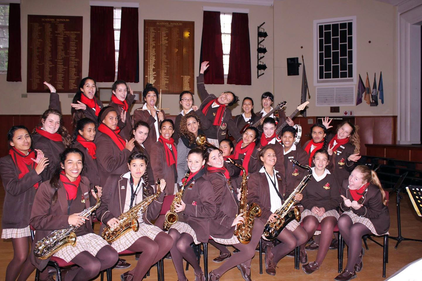 Jazz Band - May 2014