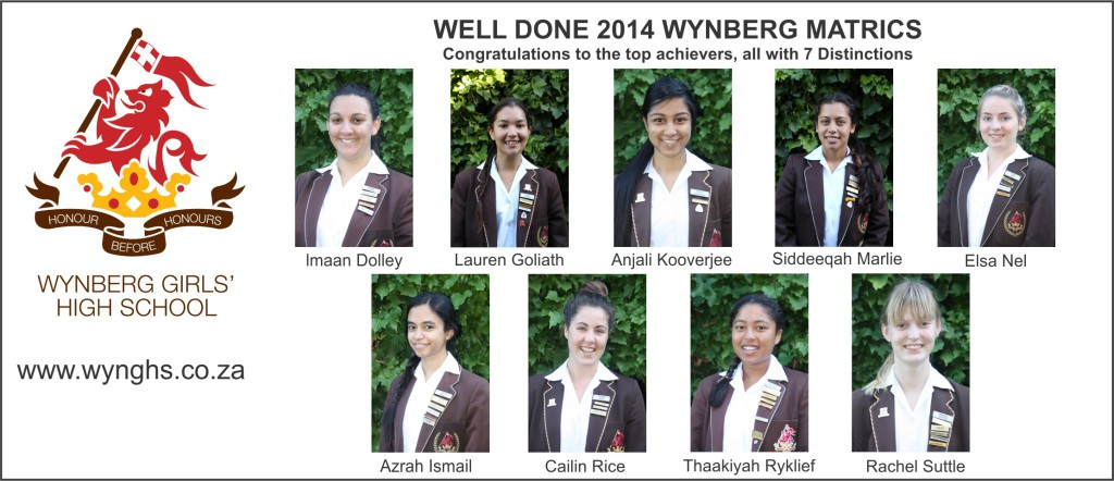 Results 2014 Final
