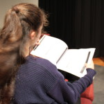 In rehearsal - The Man Who Came to Dinner