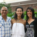 Ashleigh and Family