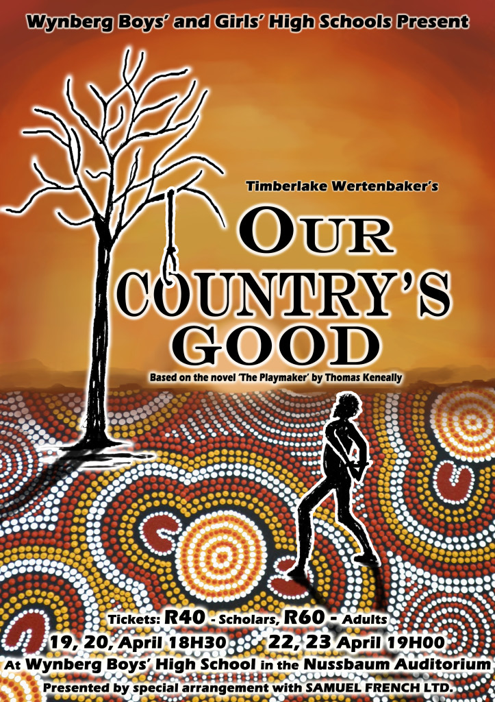 Our Countrys Good Poster