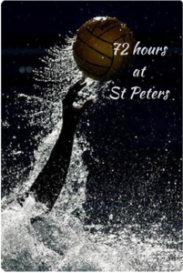 72 hours at St Peters