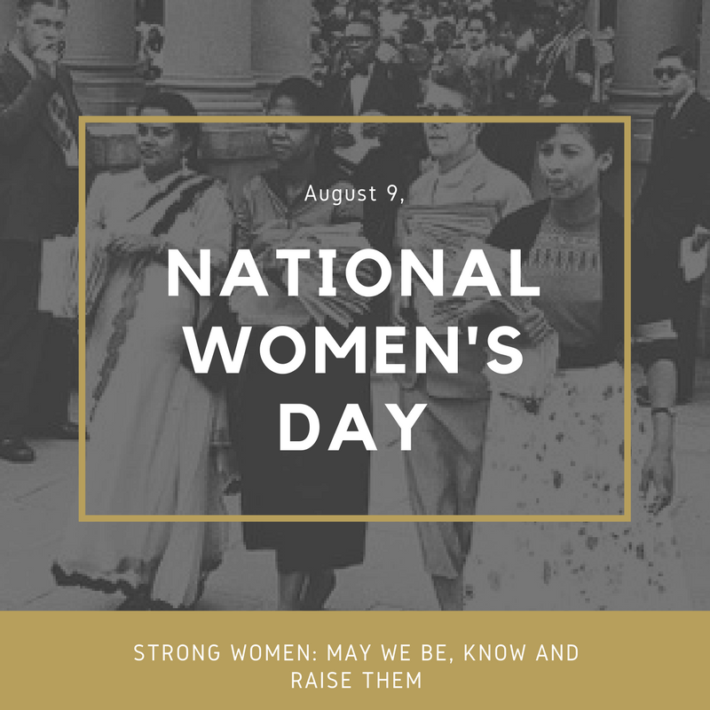 NATIONAL WOMENS DAY